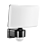 LED Riflettore da esterno con sensore  OR TOS 30W BLACK