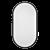 LED Lampada da parete per esterno OR NEFRYT 10W IP54 BLACK