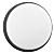 LED Lampada da parete per esterno OR AGAT 10W IP54 BLACK