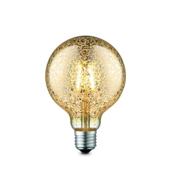 Lampadina LED E27 LED-4W 2700/400lm Globo 11501