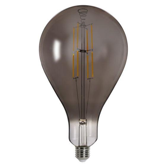 Lampadina LED smoky E27 11W 2100K/550lm Globo 11530S
