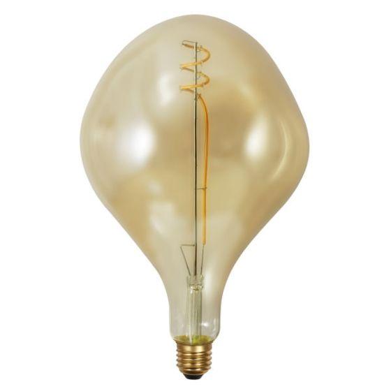 Lampadina LED amber E27 6W 2200K/320lm Globo 11533A
