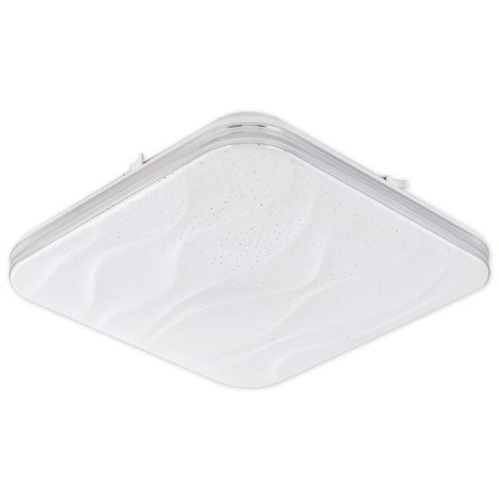 LED Lampada da soffitto con telecomando VP-EL SAND 24W  PILOT IR