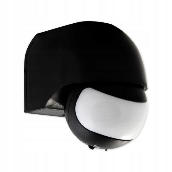 Sensore di movimento VP-EL 1200W BLACK IP44