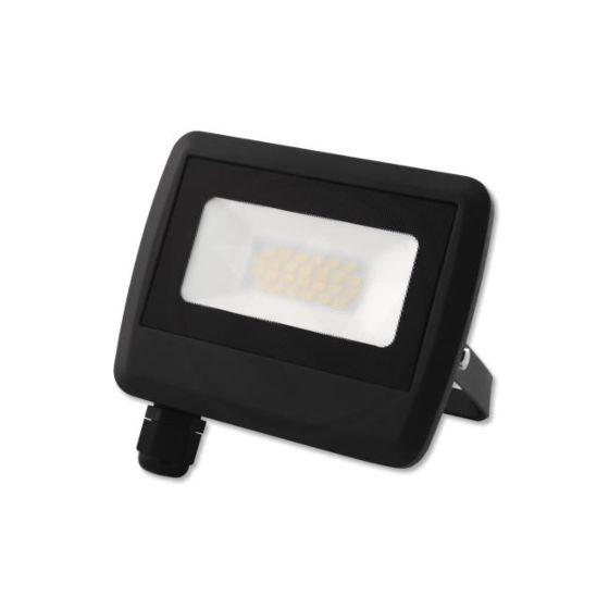 Riflettore a LED VP-EL LINGO 20w 4500k black