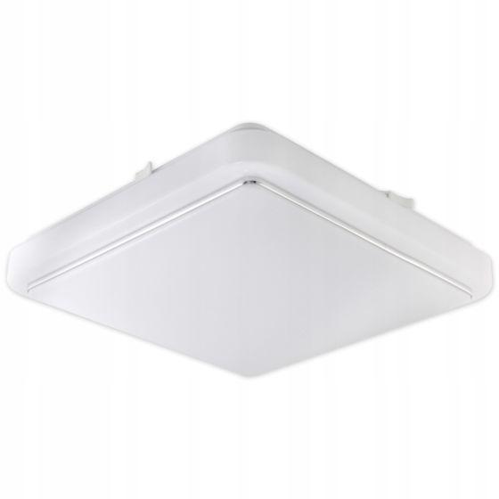 LED Lampada da soffitto  VP-EL AUROS SQUARE 18W 4000K