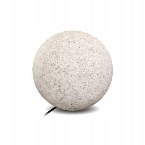 Lampada per esterno VP-EL E27 STONE BALL 40 cm