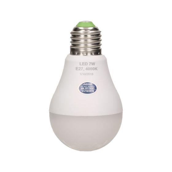 Lampadina LED con sensore OR 7W/600lm/4000K/E27