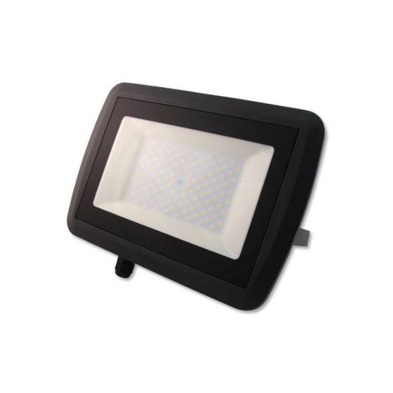 Riflettore LED VP-EL LINGO 100w 4500k black