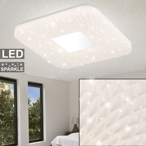 Lampada LED da soffitto Globo FINDUS 41343-40