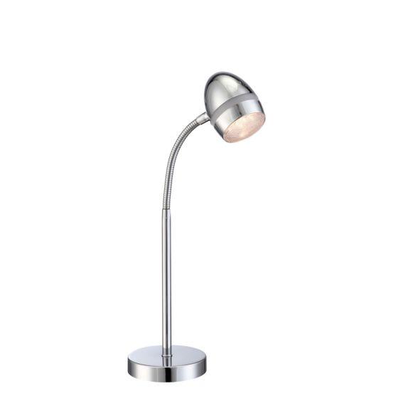 Lampada da tavolo LED Globo 56206-1T