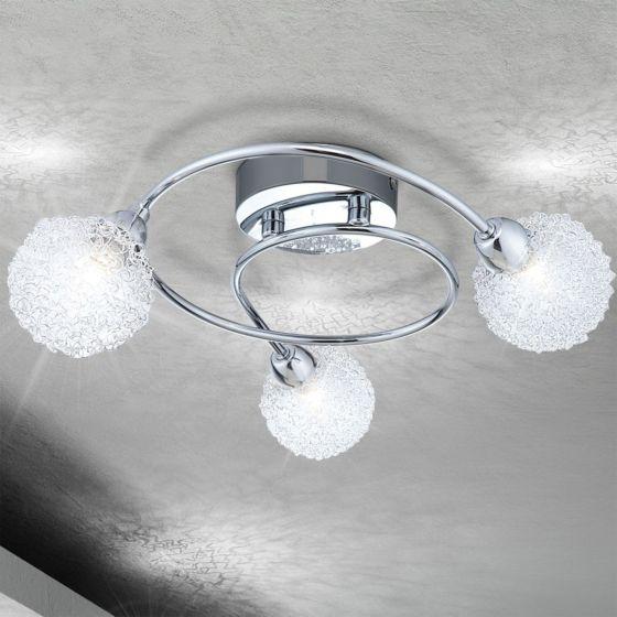 Lampada da soffitto ORINA Globo 56624-3