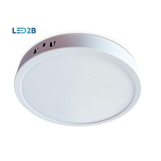 LED Lampada da soffitto K-Light LED 2B BRAVO CIRCLE 24W