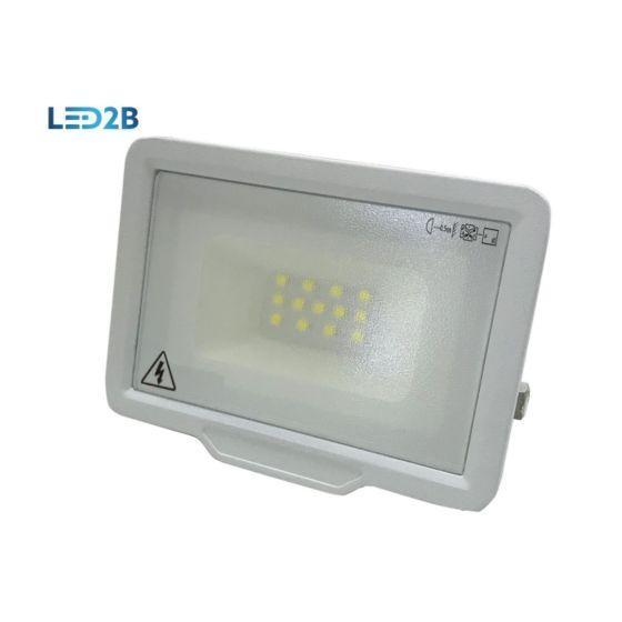 Faretto a LED per esterno K-Light Led2B MH 10W - 800 lm/3000K bianco