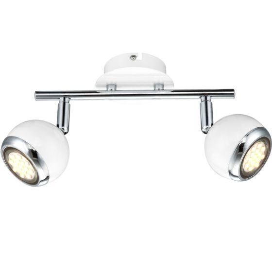 LED Lampada Spot da soffitto OMAN Globo 57882-2