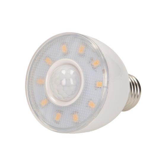 Lampadina LED con sensore OR 5W/330-390lm/3000K/E27