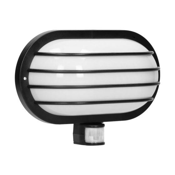 Lampada da parete per esterno OR SOLANO - Black