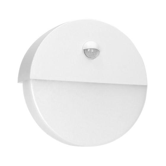 Lampada da parete per esterni a LED con sensore OR HALAS 10W