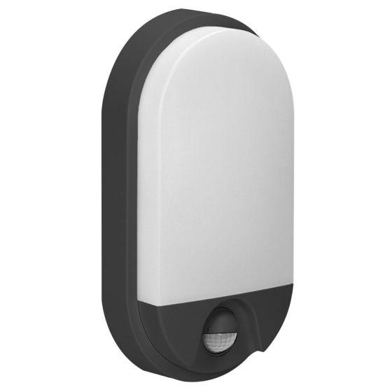 Lampada da esterno a led con sensore OR NEFRYT 15W - nero