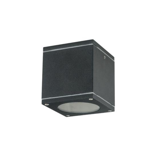 Lampada da parete / soffitto per esterno K-Light Lori-17 Black