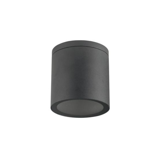 Lampada da parete / soffitto per esterno K-Light Lori-18 Black