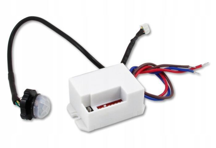 Sensore di movimento PIR incorporato VP-EL 800W