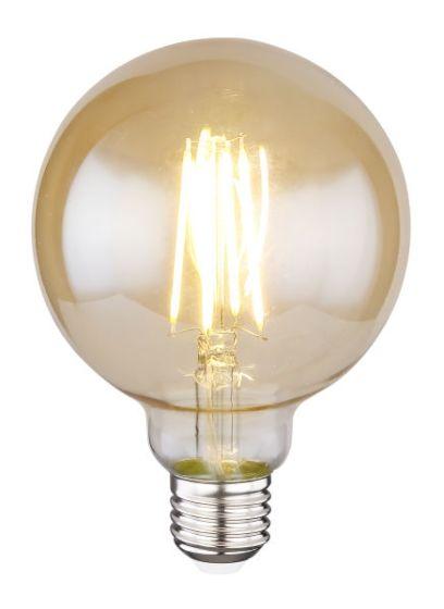 Lampadina LED E27 7W 2700K/670lm Globo 11526AD