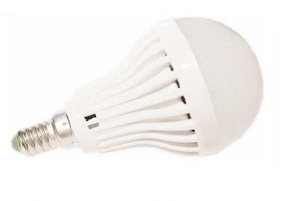Lampadina LED MS E14 5W - bianco caldo