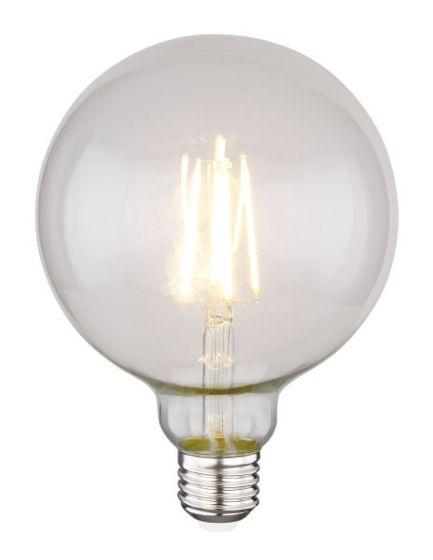 Lampadina LED globe clear E27 7W 2700K/750lm Globo 11527