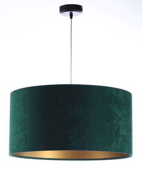 Lampada a sospensione BP-Light Green/golden 30