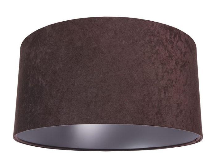 Lampada a sospensione BP-Light Dalia-brown/silver