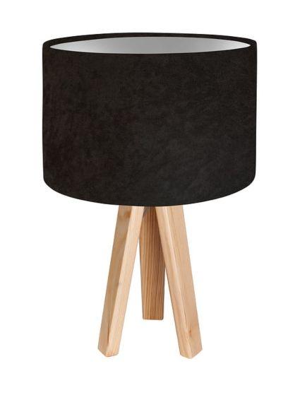 Lampada da tavolo BP-Light Dalia silver - pine