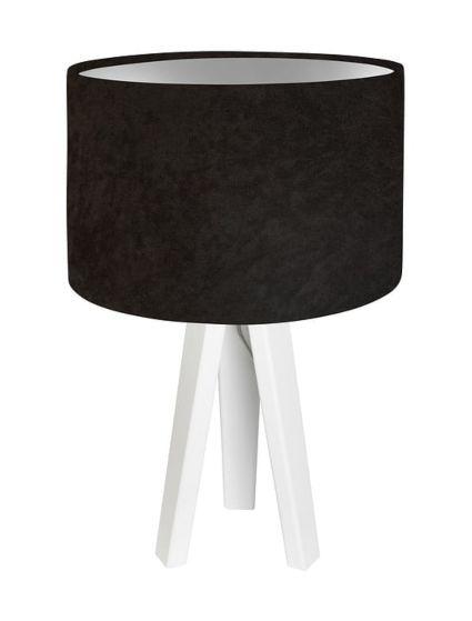 Lampada da tavolo BP-Light Dalia silver - white