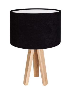Lampada da tavolo BP-Light Gloria white - pine