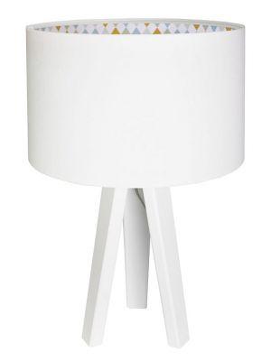 Lampada da tavolo BP-Light Sofija- white