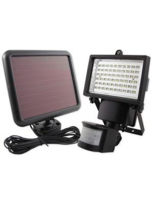 Faretto a LED solare con sensore VP-EL 10W