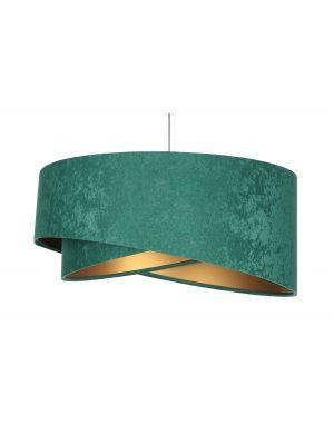Lampada a sospensione BP-Light Galaxy Green/golden