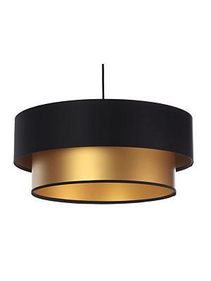 Lampada a sospensione BP-Light DUO Black/gold 60