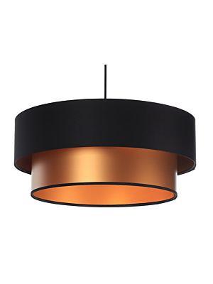 Lampada a sospensione BP-Light DUO Black/copper 40