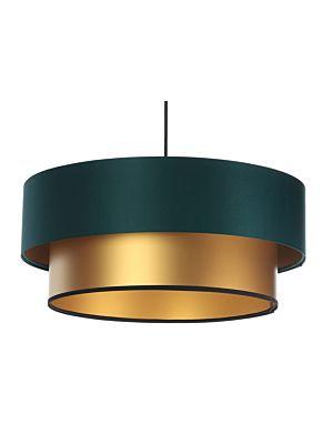 Lampada a sospensione BP-Light DUO Green/gold 60