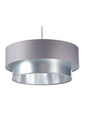 Lampada a sospensione BP-Light DUO Gray/silver 60