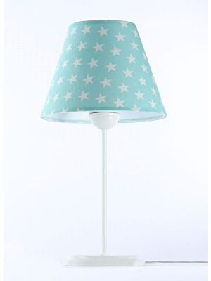 Lampada da tavolo BP-Light Melody Mint/white