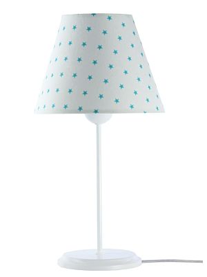 Lampada da tavolo BP-Light Tia Multi/stars/white