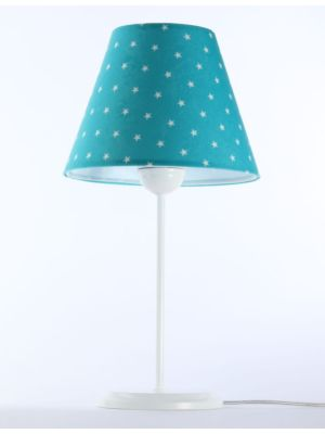 Lampada da tavolo BP-Light Nina Multi/stars/white
