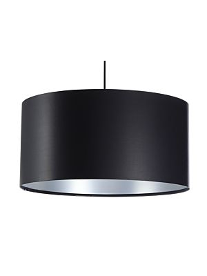 Lampada a sospensione  BP-Light LAXIMI BLACK LATEX SILVER 001
