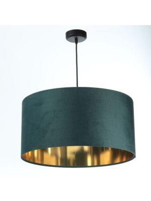 Lampada a sospensione  BP-Light OLENA VELVET GREEN 030