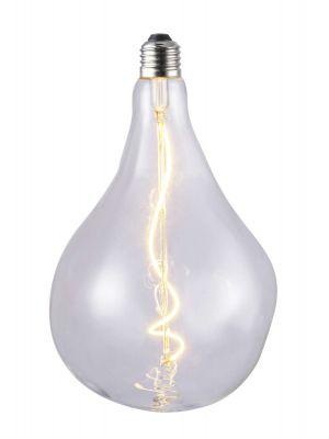 Lampadina LED E27 LED-4W 2700K Globo 11412K