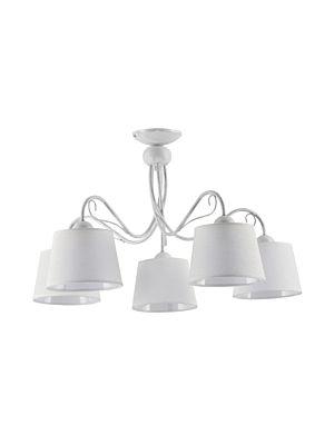 Lampada da soffitto Kamelia-White-5