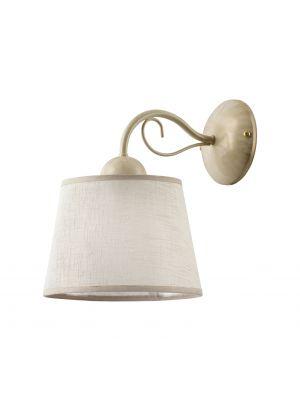 Lampada da parete Kamelia-Gold