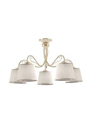 Lampada da soffitto Kamelia-Gold-5